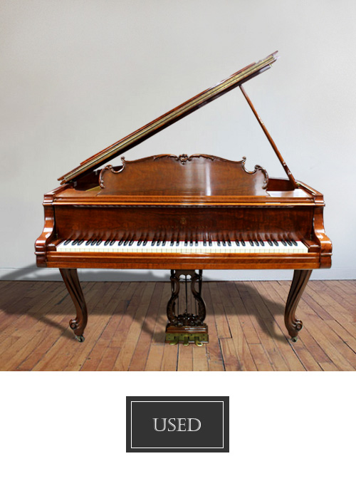 [USED] STEINWAY & SONS the LOUIS XV Limited Edition