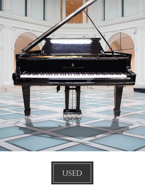 [USED] Steinway & Sons O